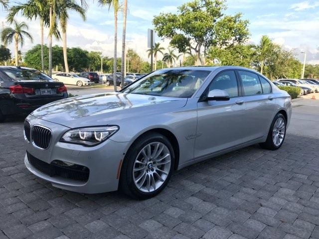BMW 7 Series 750i 2015