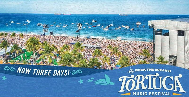 Tortuga Fort Lauderdale Tickets
