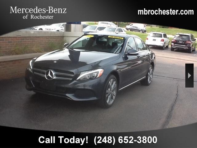 Mercedes-Benz C-Class C300 2015