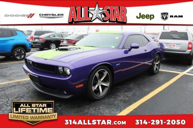 Dodge Challenger R/T Classic 2014