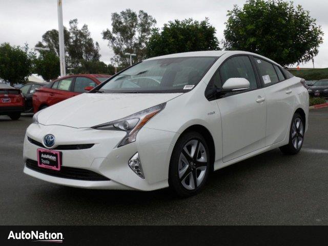 Toyota Prius Four Touring 2017