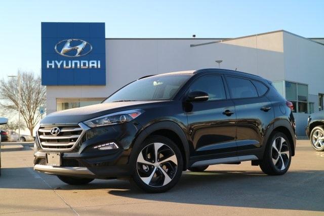 Hyundai Tucson Value 2017