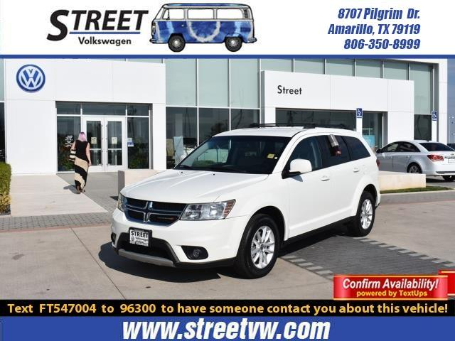Dodge Journey FWD 4dr SXT 2015