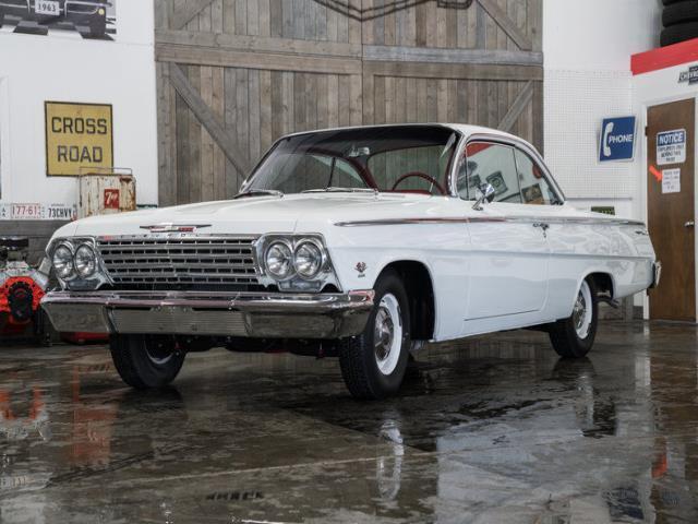 1962 Chevrolet 409 Qb Code