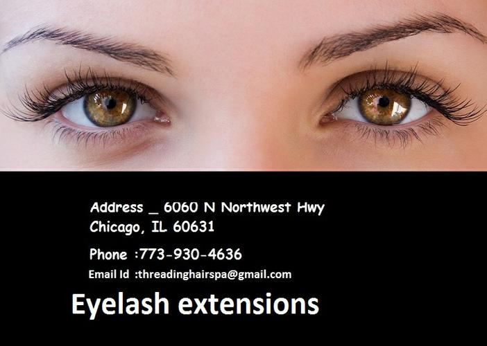 Top Eyelash Extensions Near Me