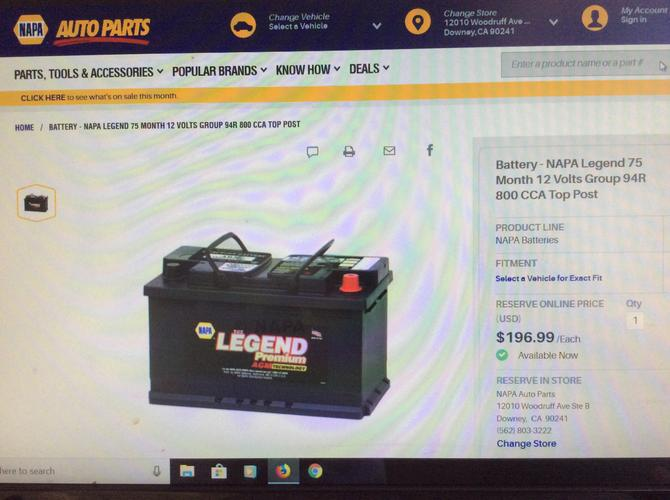 SELLING BRAND NEW AGM BATTERIES $45 DOLLARS WITH EXCHANGE !!!!