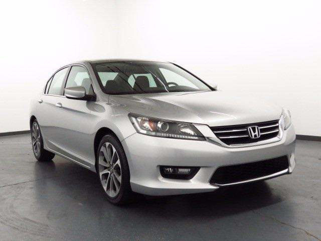 Honda Accord Sdn sport 2014