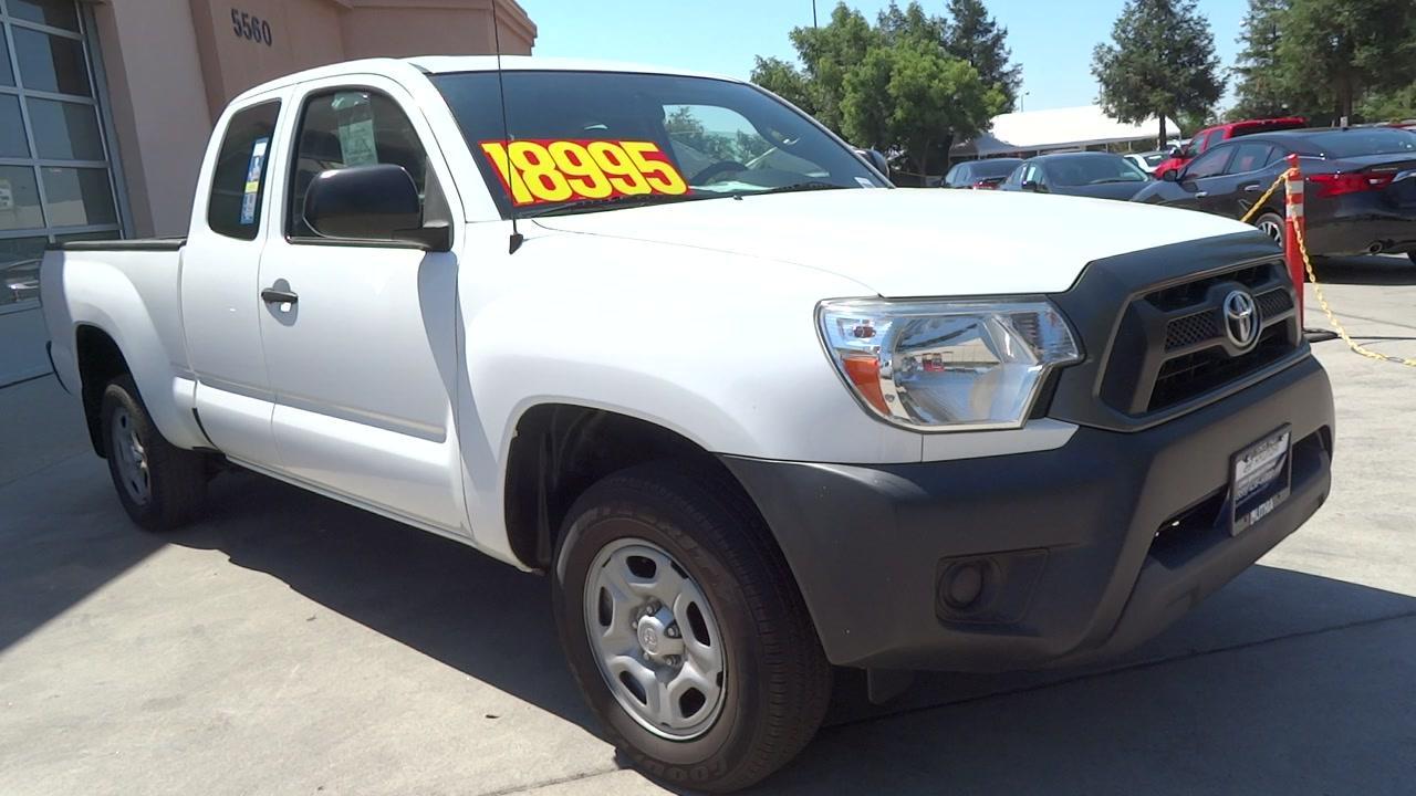 Toyota Tacoma ACCESS CAB 2013