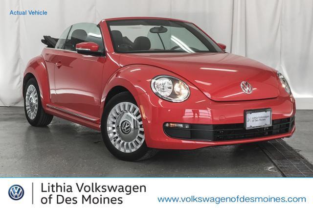 Volkswagen Beetle Convertible 2DR AUTO 1.8T 2014