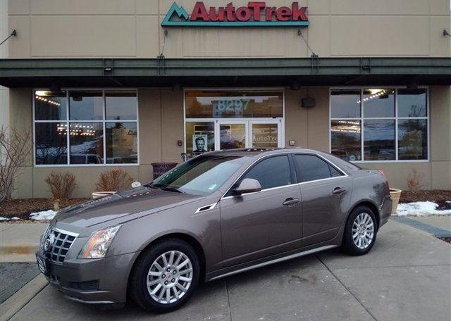 2012 Cadillac CTS 3.0L AWD