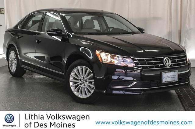 Volkswagen Passat SE 2017