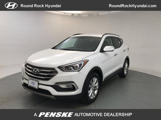 Hyundai Santa Fe Sport 2.0T Automatic 2018