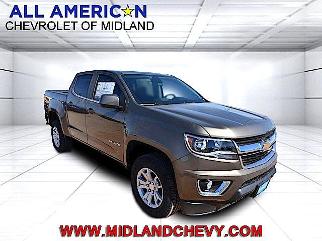 Chevrolet Colorado LT 2017