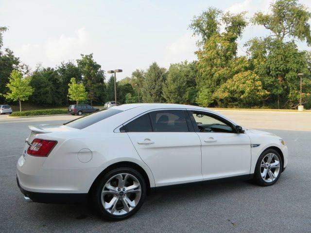 2012 Ford Taurus SHO for sale $5500.....