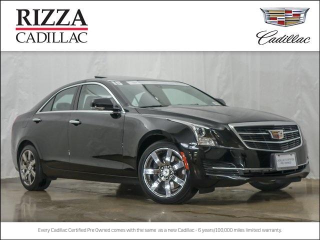 Cadillac ATS Sedan 2.0L Turbo Luxury 2015