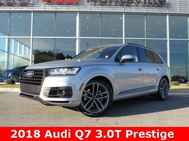 Audi Q7 3.0T Prestige 2018