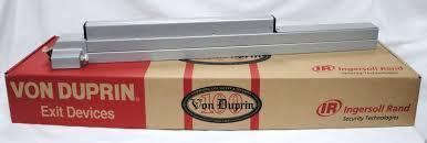 NEW -- Von Duprin 9875L Exit device - Chrome finish