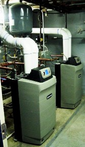 Mann's Heating & Air Conditioning & Air Duct Cleaning