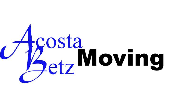 Moving? Want less stress? Your best bet is Acosta Betz