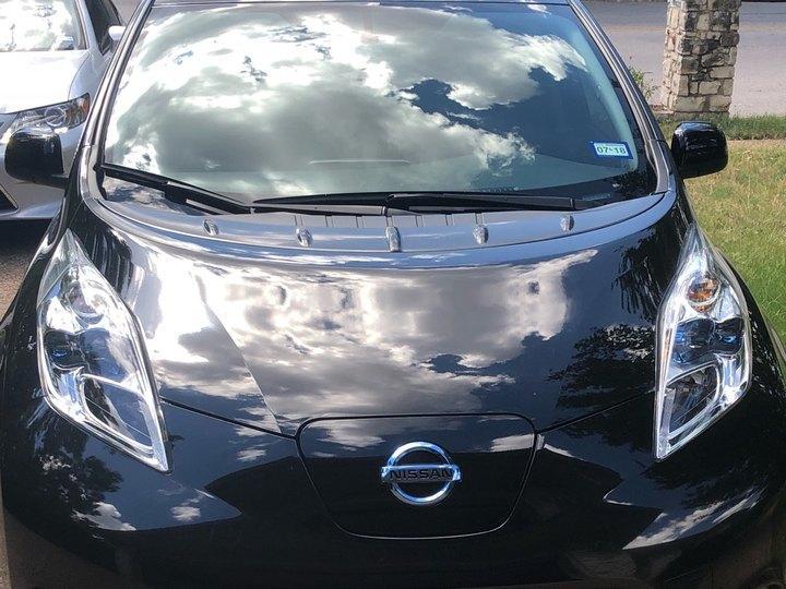 Nissan LEAF 4D Hatchback SL 2014