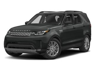 Land Rover Discovery First Edition 2017