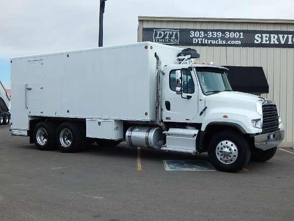 2012 Freightliner 114SD Lube Truck