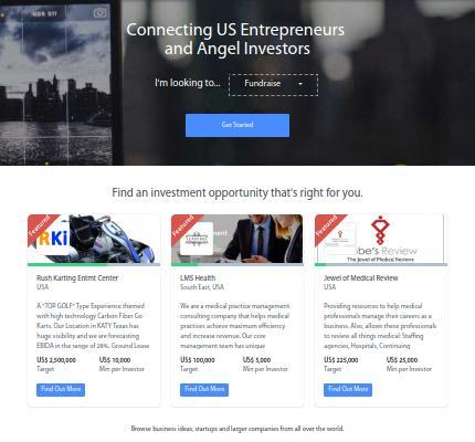 Successful ideas for Enterpreneurs & Investors in USA.