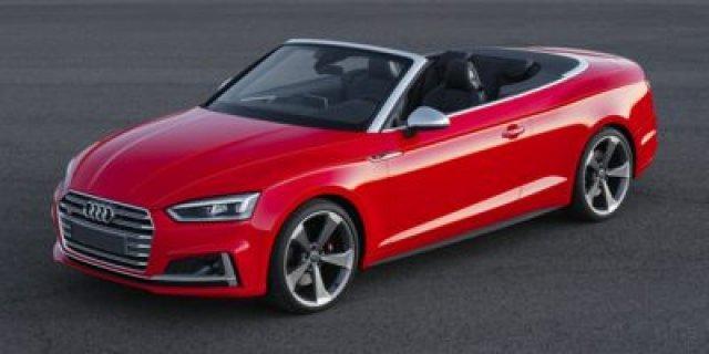 Audi S5 Cabriolet Premium Plus 2018