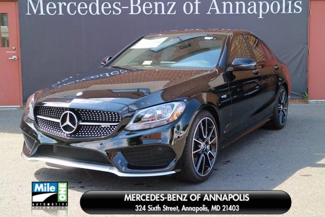 Mercedes-Benz C-Class C43 AMG® 2017