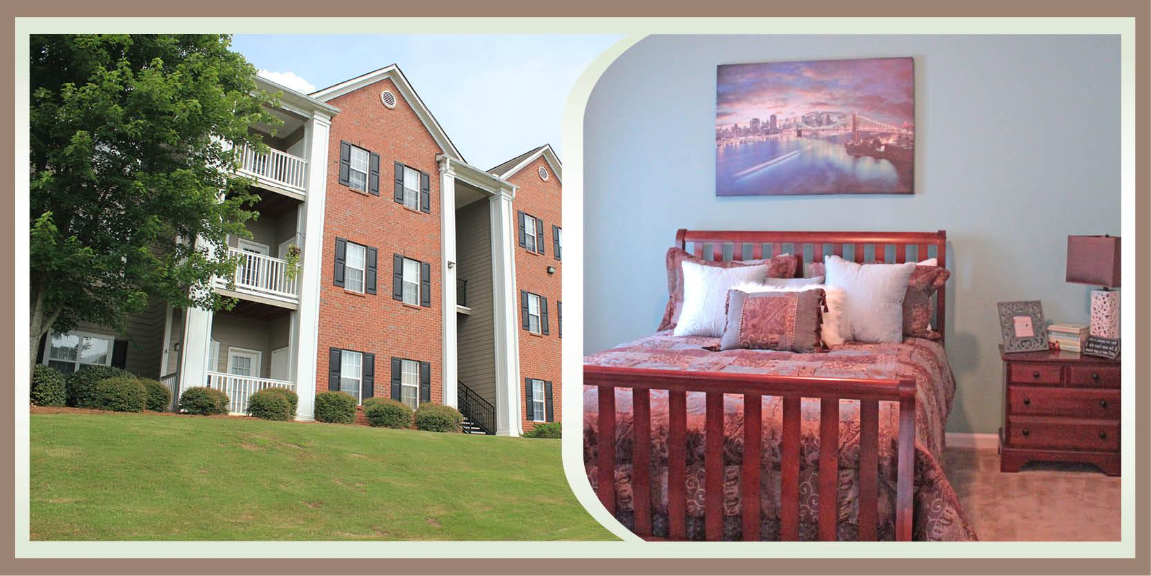 $896 Two bedroom Apartment for rent