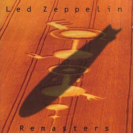Led Zeppelin 4-CD Remastered Set w/ Book 1990