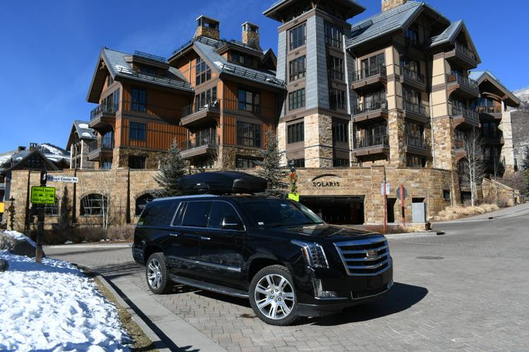 Premium transfer car service to Vail