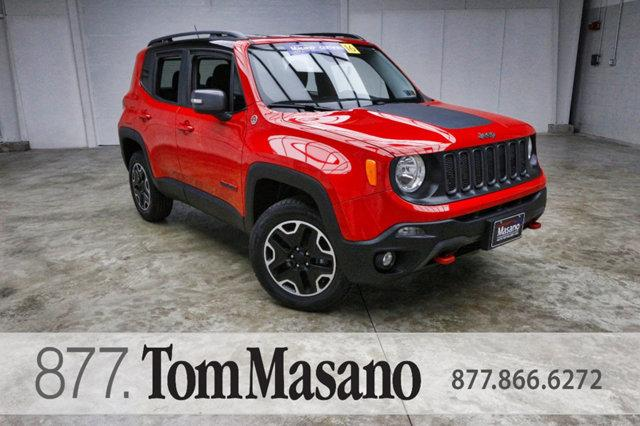 Jeep Renegade 4WD 4dr Trailhawk 2016