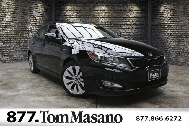 Kia Optima 4dr Sedan 2.0T Automatic SX 2012