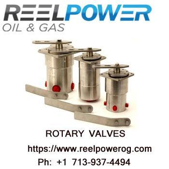 High Pressure Rotary Valves |  U.S. Shotblastparts