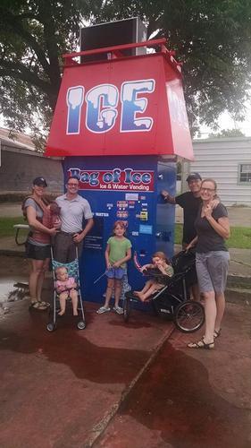 Now Open  Mr. Eddie's Ice Machine