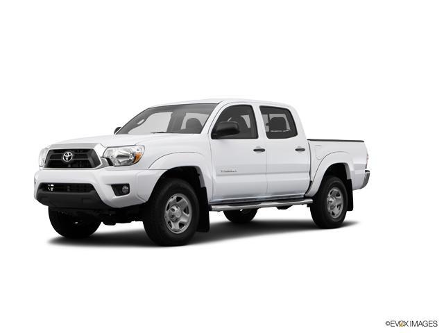 Toyota Tacoma V6 2014