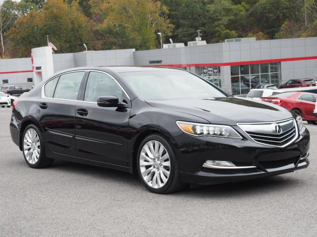 Acura RLX w/Advance 2014