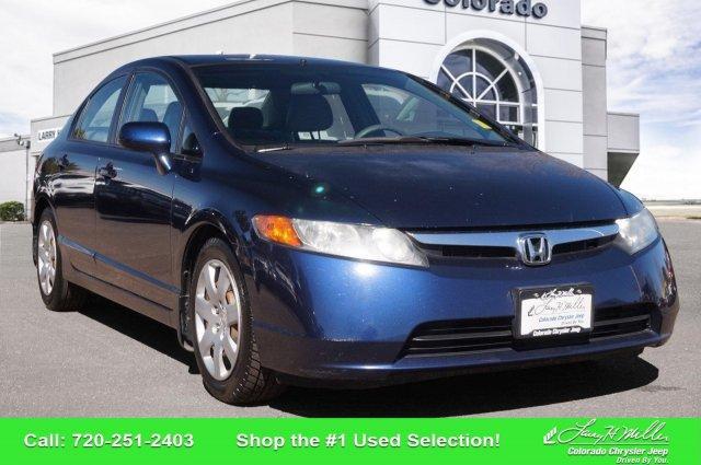 Honda Civic Sdn LX 2008