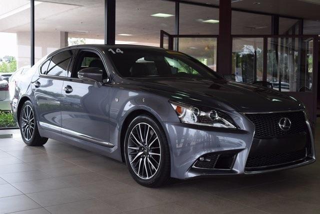 Lexus LS 460 460 2014