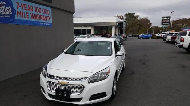 Chevrolet Malibu LS 2014