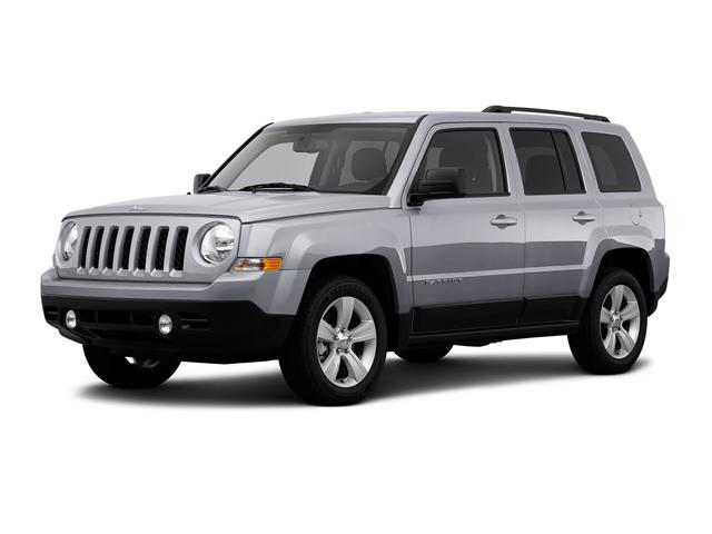Jeep Patriot Latitude 4x4 2017