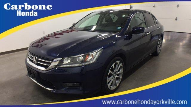 Honda Accord Sedan sport 2015