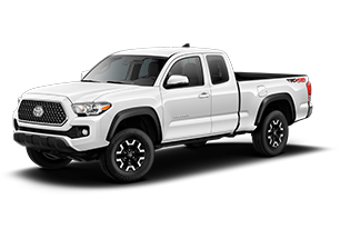Toyota Tacoma TRD Off-Road 2018
