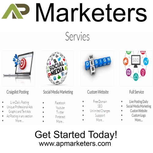 Grow Your Business Online Atlanta With AP Marketers Low Rates