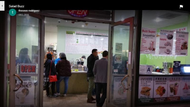 Salad / Sandwich restaurant for sale