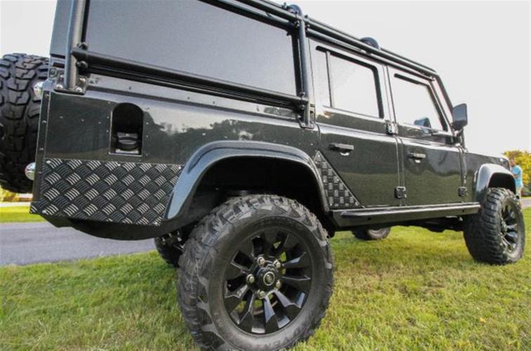 Land Rover Defender 3.5l V8