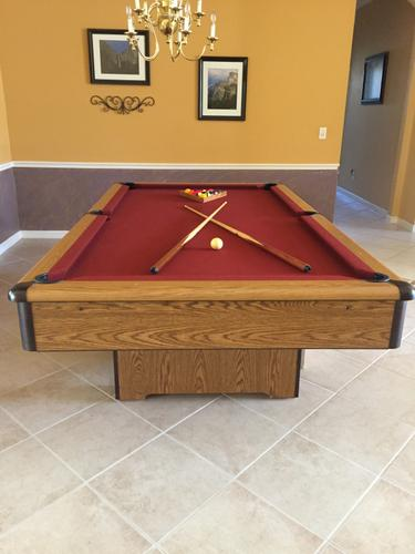 8' AMF Playmaster Pool Table-FREE DELIVERY and SET-UP INCLUDED!!!