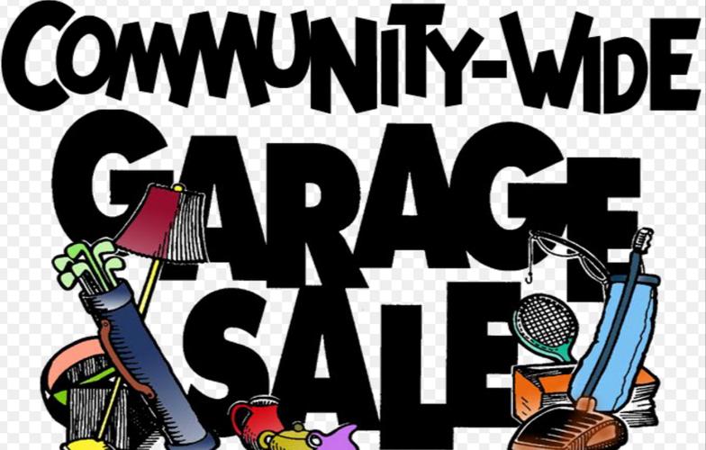 Multi-Family Garage Sale in RSM
