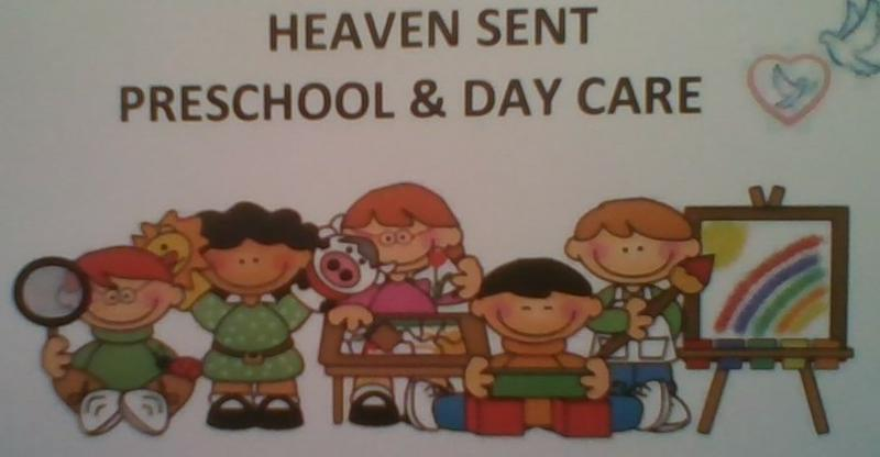 Heaven Sent In Home Preschool & Day Care